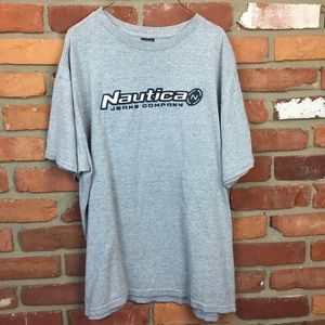 Other - Vintage 90s nautica t shirt large
